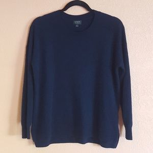 J. Crew | Cashmere Women's Sweater blue size M